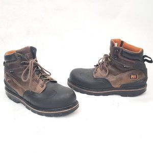 Timberland PRO Steel Toe Safety Work Boots Sz 11.5